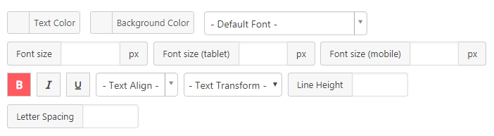 Content Views Pro - Style Settings